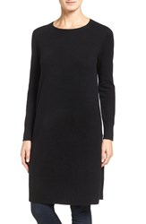 Nordstrom Women's Collection Side Vent Cashmere Tunic