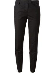 Moncler Tapered Trousers Black