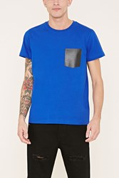 Forever 21 Pocket Graphic Tee