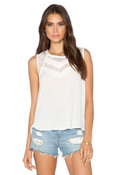 Heartloom Noi Top White