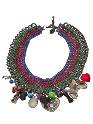 Venessa Arizaga 'Candy Says' Necklace Multicolour