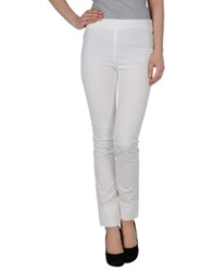 Ter Et Bantine Casual Pants White
