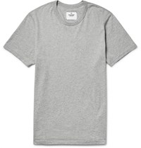 Reigning Champ Cotton Jersey T Shirt Gray