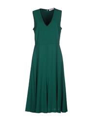 Jucca Dresses Knee Length Dresses Women Green