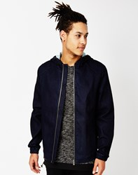 Only And Sons Lars Jacket Blue