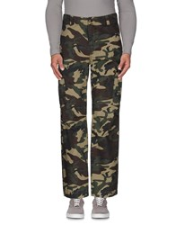 Dickies Trousers Casual Trousers Men Military Green