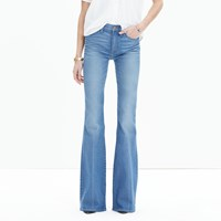 Madewell Flea Market Flares In Maribel Wash