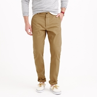 J.Crew Wallace And Barnes Japanese Selvedge Chino