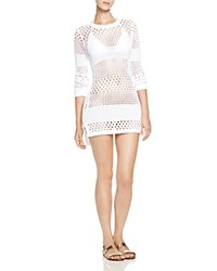 Tommy Bahama Open Weave Sweater Swim Cover Up