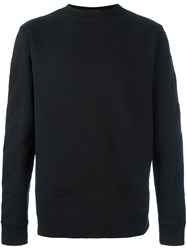 Off White Tonal 'Cornelly' Sweatshirt Black