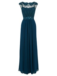 Coast Lori May Maxi Dress Kingfisher