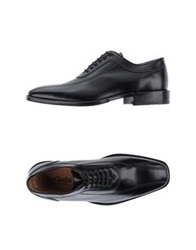Nero Giardini Lace Up Shoes Black