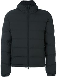 Aspesi Hooded Jacket Black