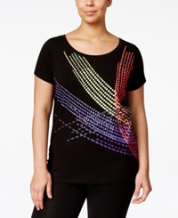 Ideology Plus Size Graphic T Shirt Only At Macy's