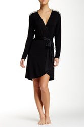 Fleurt I Do Robe Black