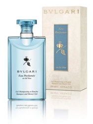 Bulgari Eau Parfumee Au The Bleu Shampoo 6.8 Oz.