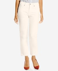 Levi's Select For Macy's Cropped Kick Flare Jeans Winter Bloom