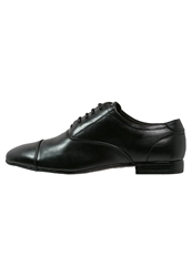 New Look Smart Laceups Black