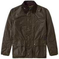 Barbour Digby Wax Jacket Green