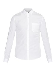 Gucci Duke Fit Cotton Poplin Shirt