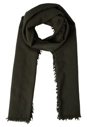 Scotch And Soda Scarf Military Oliv