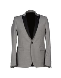Tombolini Suits And Jackets Blazers Men Grey