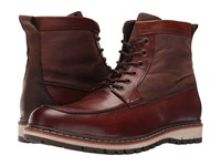 Dune Conker Tan Leather Men's Lace Up Boots