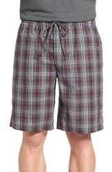 Nordstrom Men's Plaid Pajama Shorts