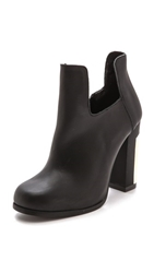 Miista Ciara Ankle Booties Black