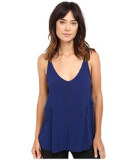 Hurley Santos Tank Top Loyal Blue Women's Sleeveless