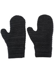 S.N.S. Herning 'Final' Mittens Black