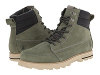 Volcom Sub Zero 2 Military Men's Lace Up Boots Olive