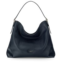 Aspinal Of London Women's A Hobo Bag Navy