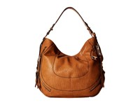 Jessica Simpson Kendall Hobo Cognac Hobo Handbags Tan