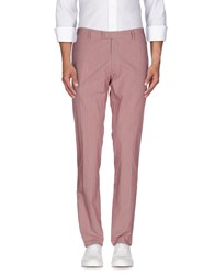 I'm Futuro Trousers Casual Trousers Men Pastel Pink