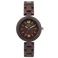 Wewood Mimosa Watch Chocolate