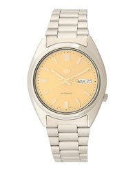 Seiko Timepieces Wrist Watches Men Gold