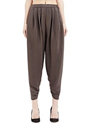 Lanvin Harem Pants Grey