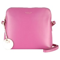 Radley Millbank Leather Across Body Bag