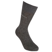 Boss Logo Boss George Design Dots Socks Black
