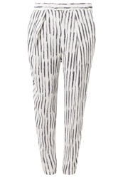 Tiger Of Sweden Aina Trousers White