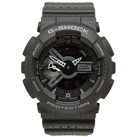 G Shock Casio Ga 110Lp 1Aer 'Punching Pattern' Watch Blue