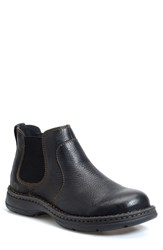 Born Men's Born 'Buck' Chelsea Boot Black Leather