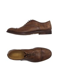 Alberto Fasciani Footwear Lace Up Shoes Men