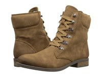 Roxy Fulton Tan Women's Lace Up Boots