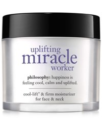 Philosophy Uplifting Miracle Worker Face Moisturizer 2 Oz No Color