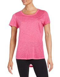 Marc New York Seam Detailed Tee Pink
