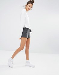 Wildfox Couture Wildfox Cutie Shorts Clean Black