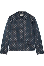 Suno Fil Coupe Top Blue