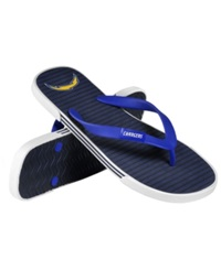 Forever Collectibles San Diego Chargers Thong Sandals